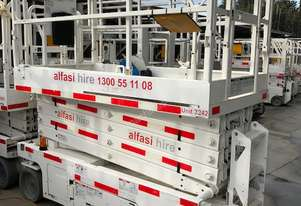 2012 - 10M Electric Scissor Lift
