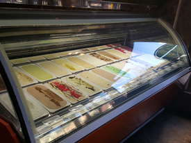 ORION Gelato Display Imported - picture0' - Click to enlarge