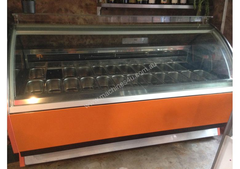 ORION Gelato Display Imported
