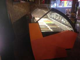 ORION Gelato Display Imported - picture2' - Click to enlarge