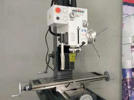 Geared Head Milling Machine Metex DM45 240v MT4 or R8 - picture1' - Click to enlarge