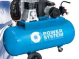 Power System NB20 Single Phase Reciprocating Piston Air Compressor **SLIGHT TRANSPORT SCRATCHES** - picture1' - Click to enlarge