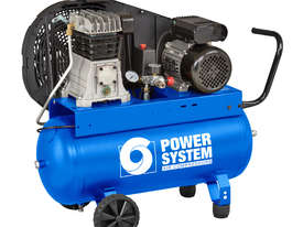 Power System NB20 Single Phase Reciprocating Piston Air Compressor **SLIGHT TRANSPORT SCRATCHES** - picture0' - Click to enlarge