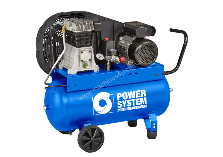 Power System NB20 Single Phase Reciprocating Piston Air Compressor **SLIGHT TRANSPORT SCRATCHES**