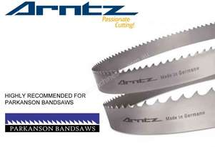 Bandsaw Blade for Parkanson Model PK460HFA - Length 5545mm x Width 41mm x 1.3 x TPI