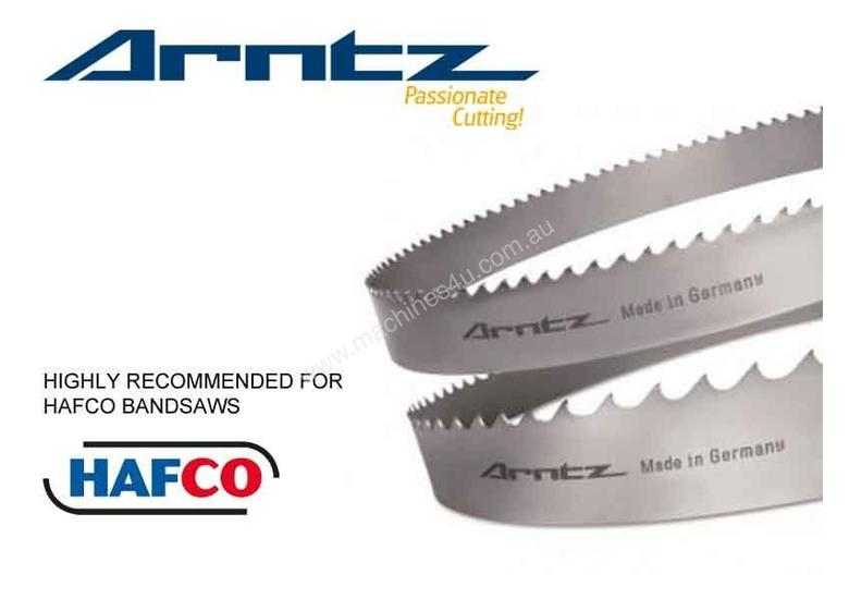 Bandsaw Blade for Hafco Model BS-321AS - Length 4178mm x Width 34mm x 1.1mm x TPI