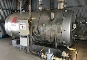 Cleaver Brooks Steam Boiler 1250kw