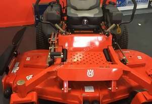 Husqvarna Commercial Zero Turn Mower PZ34 72 Inch Fabricated Side Discharge Deck With 31hp Kawasaki