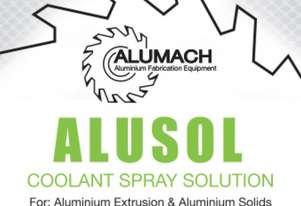Alumach Aluminum Cutting Fluid - Alusol