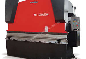 NC Hydraulic Press Brake (Highest Cost Performance)