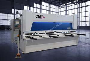 CMT 6mm x 3200mm CNC guillotine (3 YEAR PARTS WARRANTY)