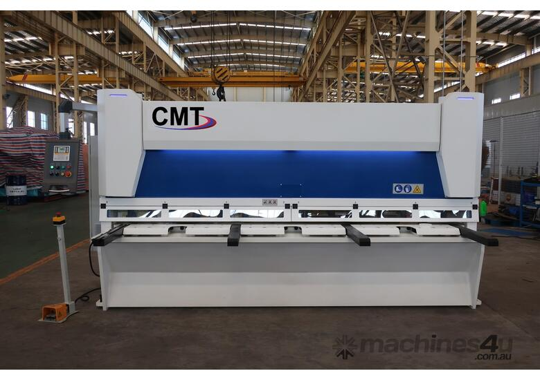 AccurlCMT 6MM CAPACITY | 3.2M LENGTH | HYDRAULIC | TOUCHSCREEN | OVERDRIVEN | GUILLOTINE