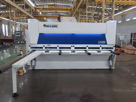 AccurlCMT 6MM CAPACITY | 3.2M LENGTH | HYDRAULIC | TOUCHSCREEN | OVERDRIVEN | GUILLOTINE - picture3' - Click to enlarge