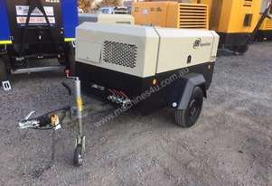 2012 Ingersoll Rand 7/71, 260cfm Diesel Air Compressor, 6 Month Warranty