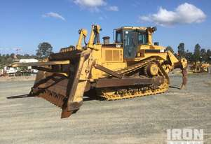Caterpillar 2005 Cat D8R II Crawler Dozer