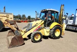 New Holland LB90B-4PT Backhoe Loader