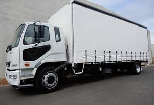 Fuso Fighter 1627 Cab chassis Truck