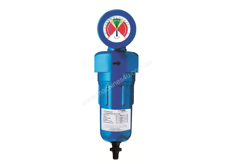 Compressed Air Filter CE012C: 27cfm 0.003 micron filter