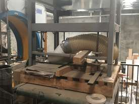 Wrapping machine - picture0' - Click to enlarge
