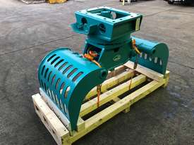 Rotating Sorting and Demolition Grab - picture0' - Click to enlarge