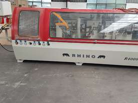 USED RHINO R4000 2007 MODEL HOT MELT EDGE BANDER *ON CLEARANCE SALE* - picture0' - Click to enlarge