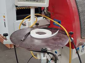USED RHINO R4000 2007 MODEL HOT MELT EDGE BANDER *ON CLEARANCE SALE* - picture1' - Click to enlarge