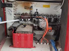 USED RHINO R4000 2007 MODEL HOT MELT EDGE BANDER *ON CLEARANCE SALE* - picture2' - Click to enlarge