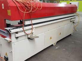 USED RHINO R4000 EDGE BANDER 2007 MODEL AVAILABLE EX SEAFORD VIC - picture1' - Click to enlarge