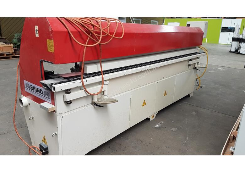 USED RHINO R4000 EDGE BANDER 2007 MODEL AVAILABLE EX SEAFORD VIC