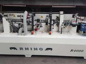 USED RHINO R4000 EDGE BANDER 2007 MODEL AVAILABLE EX SEAFORD VIC - picture4' - Click to enlarge