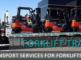 Big Forklifts for hire - picture8' - Click to enlarge