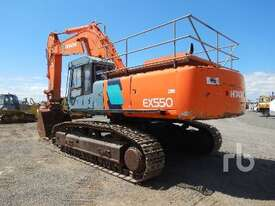HITACHI EX550E-3 Hydraulic Excavator - picture1' - Click to enlarge