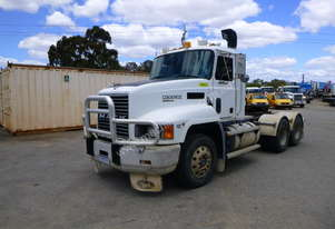 2002 Mack CH 6x4 Day Cab Prime Mover (TR003) - In Auction