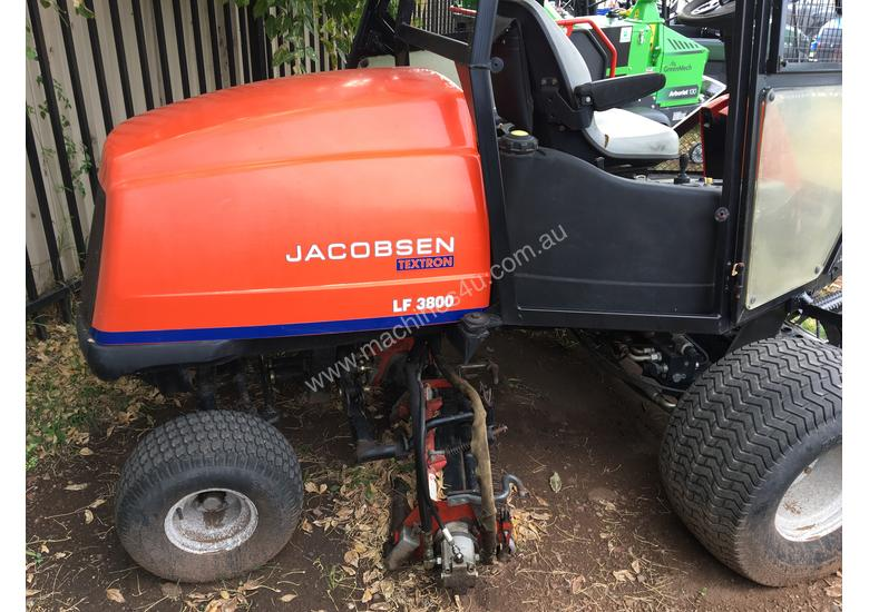 JACOBSON FAIRWAY REEL MOWER