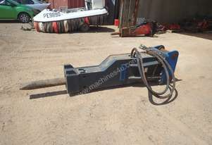 Hammer HM1500 Hydraulic Hammer to suit 20 Ton excavator