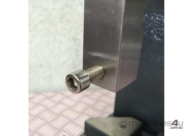 Arbor Press 2 Ton OPTIMUM Germany- Precision Design - Bearing Riveting Staking