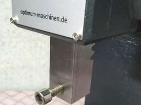Arbor Press 2 Ton OPTIMUM Germany- Precision Design - Bearing Riveting Staking - picture6' - Click to enlarge