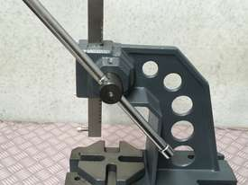 Arbor Press 2 Ton OPTIMUM Germany- Precision Design - Bearing Riveting Staking - picture7' - Click to enlarge