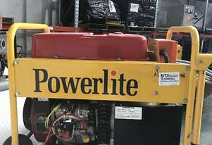 Powerlite 6 KVA Generator 13 HP Petrol Engine Portable Model HPB070E