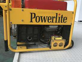 Powerlite 6 KVA Generator 13 HP Petrol Engine Portable Model HPB070E - picture1' - Click to enlarge