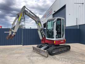 TAKEUCHI TB138FR AIRCON CAB EXCAVATOR S/N: 104 - picture0' - Click to enlarge