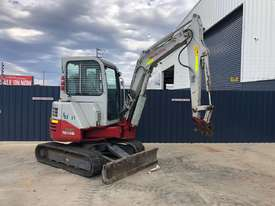 TAKEUCHI TB138FR AIRCON CAB EXCAVATOR S/N: 104 - picture1' - Click to enlarge