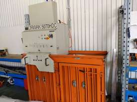 ORWAK 5070 HDC COMPACTOR - picture2' - Click to enlarge