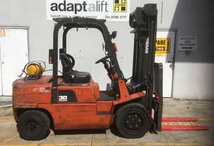 3T LPG Counterbalance Forklift