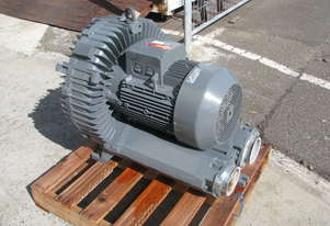 Large Side Channel Blower Vacuum Pump 12.5kW