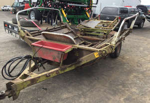 Boomerang Other Bale Wagon/Feedout Hay/Forage Equip