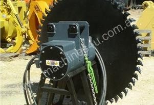 Hydrapower   Rock Saw