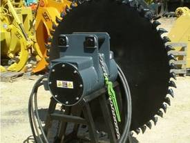 Hydrapower Rock Saw - picture0' - Click to enlarge
