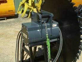 Hydrapower Rock Saw - picture1' - Click to enlarge