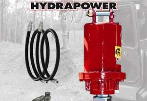 Hydrapower NK3S Auger Drive / Earth Drill suits Excavators to 8 Tonnes